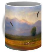 Where Eagles Play Coffee Mug
