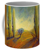 Where Evening Begins 2 Coffee Mug