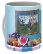Where Fruit Of Life Lies Within Coffee Mug