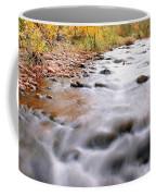 Where Peaceful Waters Flow Coffee Mug