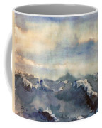 Where Sky Meets Ocean Coffee Mug