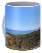 Where The Desert Kisses The Sea Coffee Mug