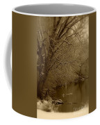 Where The Otters Play Coffee Mug