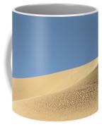 Where The Sand Meets The Sky Coffee Mug