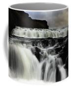 Where The Water Falls Coffee Mug