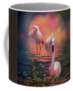 Where The Wild Flamingo Grow Coffee Mug