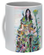 Where We Are King And Queen Coffee Mug