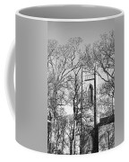 Where Yeats Lies In Bw Coffee Mug