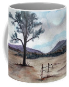 Where  The West Began Coffee Mug
