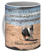 Wherever You May Roam Coffee Mug