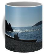 Whidbey Island Beach Coffee Mug
