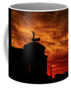 While Rome Burns Coffee Mug