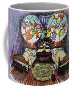 While Visions Of Sugarplums... Coffee Mug
