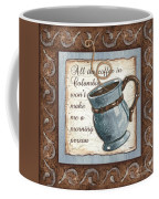 Whimsical Coffee 1 Coffee Mug by Debbie DeWitt