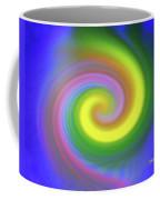 Whimsical Inward Twirls #111 Coffee Mug