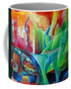 Whimsical Mood-landscape And Fields Coffee Mug