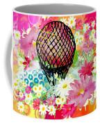 Whimsical Musing High In The Air Coffee Mug