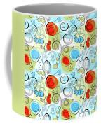 Whimsical Seamless Pattern Coffee Mug