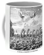 Whirlpool: Maelstrom, 1678 Coffee Mug