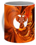 Whirls Abstract Coffee Mug