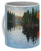 Whiskey Jack Bay Coffee Mug by Phil Chadwick