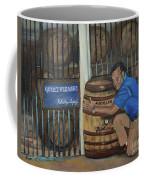 Whiskey Sleeping Coffee Mug