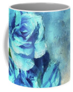 Whispers Of Blue Coffee Mug