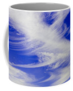 Whispy Clouds Coffee Mug