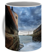 Whitby Morning Tide 2 Coffee Mug