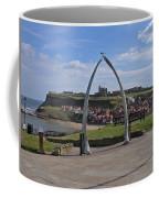 Whitby Whale Bone Arch  Coffee Mug