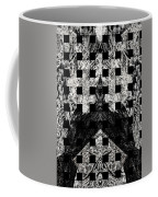 White And Black In My Hands Coffee Mug