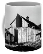 White Barn Coffee Mug
