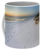 White Beaches Of Cape San Blas Coffee Mug
