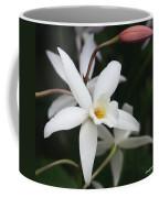 White Beauty Dove Coffee Mug