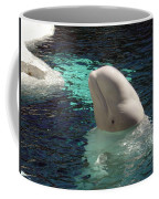 White Beluga Whale 1 Coffee Mug
