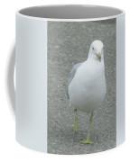 White Bird Of Alberta Coffee Mug