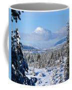White Blanket Coffee Mug
