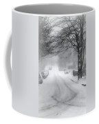 White Blanket Coffee Mug