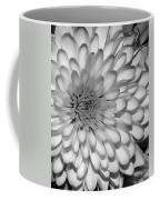 White Bloom Coffee Mug