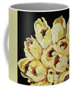 White Bouquet Coffee Mug