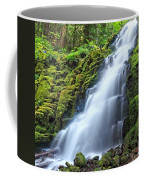 White Branch Falls Coffee Mug