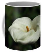 White Calla Lilly  Coffee Mug