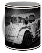 White Car Coffee Mug