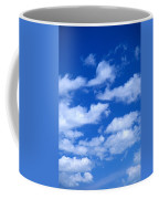 White Clouds Coffee Mug