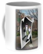 White Coats Coffee Mug