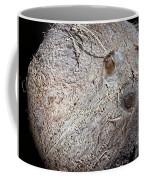 White Coconut Coffee Mug