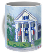 White Columns Coffee Mug