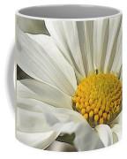 White Cosmos Dream  Coffee Mug