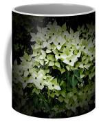 White Dogwood Coffee Mug