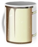 White Enamel Mug Coffee Mug